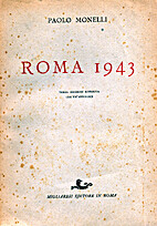 Roma 1943 by Paolo Monelli