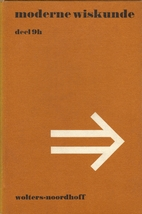 Moderne wiskunde. Deel 9h by G. Krooshof