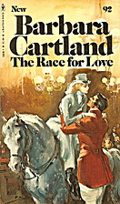 The Race for Love by Barbara Cartland