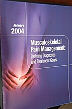 Musculoskeletal Pain Management: Defining…