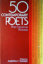 50 Contemporary Poets: The Creative Process…