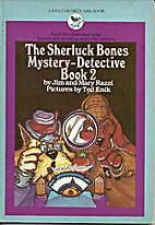 The Sherluck Bones Mystery-Detective Book 2…