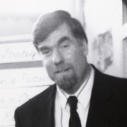 Author photo. H. Jerome Freiberg. UH Photographs Collection.