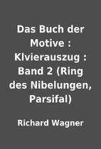 Das Buch der Motive : Klvierauszug : Band 2…