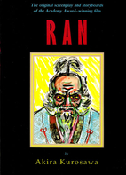 Ran - Original Screenplay & Storyboards by…