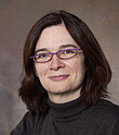 Author photo. Franziska S. Frey [credit: Rochester Institute of Technology]
