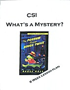 CSI What's a Mystery? - 1 by Regents of the…
