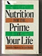 Nutrition for the Prime of Your Life by…