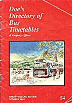 Doe's Directory of Bus Timetables & Enquiry…