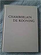 Chamberlain / De Kooning by Mnuchin Gallery