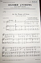 At the Name of Jesus by Ralph Vaughan…
