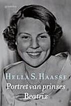 Portret van prinses Beatrix by Hella S.…