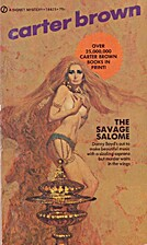 The Savage Salome by Carter Brown