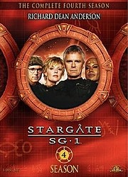 Stargate SG-1 Season 4 Boxed Set by Richard…