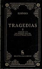 Heracles Ion Troyanas Electra Ifigenia Entre…