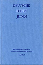 Deutsche, Polen, Juden by Stefi…