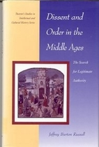 Dissent and Order in the Middle Ages: The…