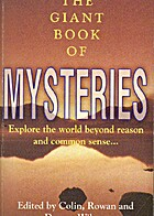 The Giant Book of Mysteries by ed Colin…