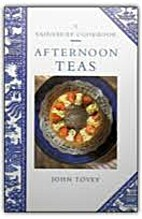 Afternoon teas by John Tovey