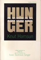 Hunger by Knut Hamsun