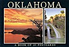 Oklahoma: A Book of 21 Postcards by…
