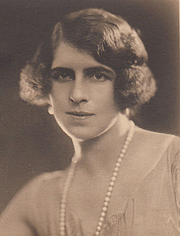 Author photo. Princess Helen of Greece and Denmark
