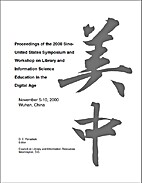 Proceedings of the 2000 Sino-United States…
