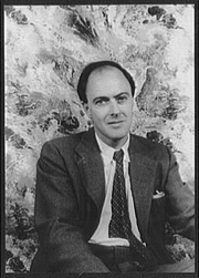 Author photo. Photo by Carl Van Vechten, Apr. 20, 1954 (Library of Congress, Prints & Photographs Division, Carl Van Vechten Collection, reproduction number, LC-USZ62-116610)