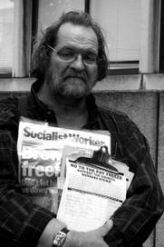 Author photo. John Molyneux