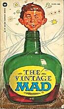 The Vintage MAD by Albert B. Feldstein