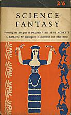 Science Fantasy 68 by Kyril Bonfiglioli