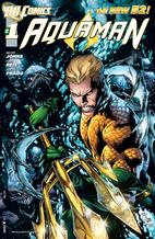 Aquaman #1 by Geoff Johns