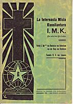 La Internacia Misia Konsilantaro I.M.K.:…