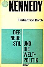 Kennedy by Herbert von Borch