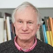 Author photo. Alan Barnard [credit: University of Edinburgh]
