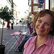 Author photo. Anu Korhonen