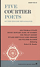 Five Courtier Poets of the English…