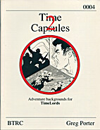 Time Capsules 2: Adventures for Timelords by…