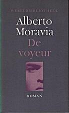 De voyeur by Alberto Moravia