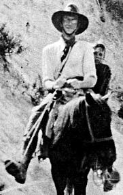 Author photo. Gallipoli, 1915.  Australian War Memorial catalogue number A05382