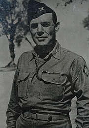 Author photo. William O. Darby in 1944