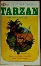 Tarzan and the Cave City by Barton Werper