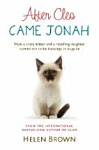 After Cleo: Came Jonah by Helen Brown