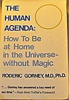 The human agenda by Roderic Gorney