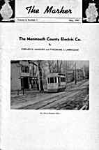 The Monmouth County Electric Co. by Stephen…