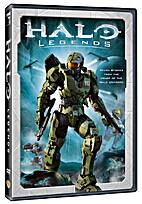 Halo Legends [Blu-ray] by Daisuke Nishio