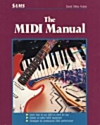 The MIDI Manual by David Miles Huber