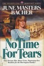 No Time for Tears (Heartland Heritage…