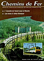 Chemins de fer n°449 by Bernard Porcher