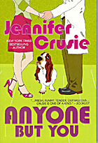 Anyone But You / Sizzle by Jennifer Crusie